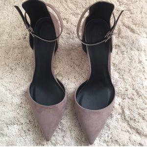 ASOS speechless pointed toe vegan shoes